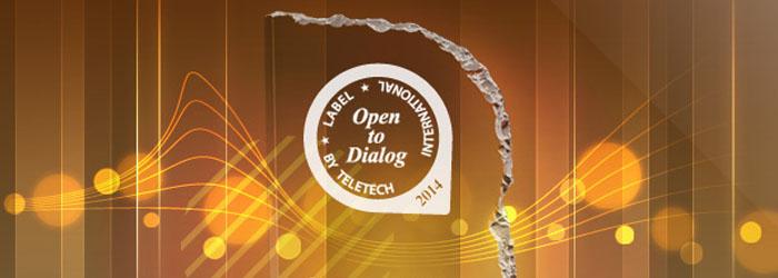 Open to Dialog 2014